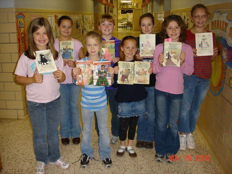 Argonia Public Schools - Argonia 4th Graders Read the ...